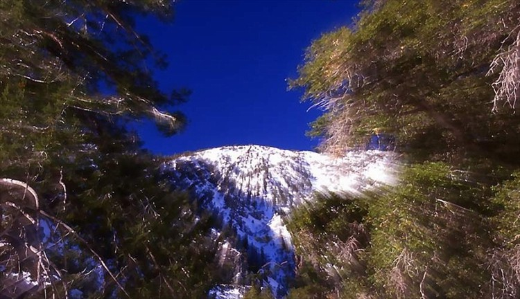 Mt. Baldy - photo: Dennis E. Keizer