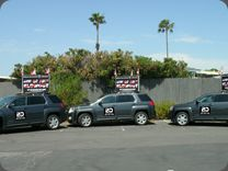 Car Caravan Mobile Billboard Advertising
